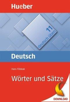 Wörter und Sätze (eBook, PDF) - Földeak, Hans
