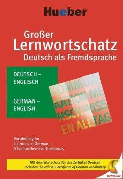 Großer Lernwortschatz Deutsch als Fremdsprache ...