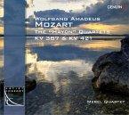 Haydn-Quartette Kv 387 & 421