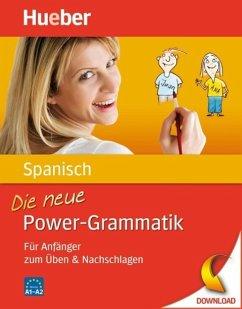 Die neue Power-Grammatik Spanisch (eBook, PDF) - Rudolph, Hildegard