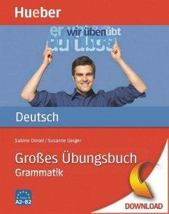 Deutsch Übungsbuch Grammatik (eBook, PDF) - Dinsel, Sabine; Geiger, Susanne