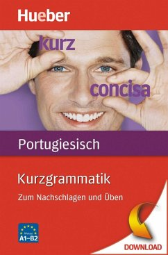 Kurzgrammatik Portugiesisch (eBook, PDF) - Nagamine Sommer, Nair; Peres Herhuth, Maria José