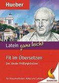 Latein ganz leicht - Fit im Übersetzen (eBook, PDF)
