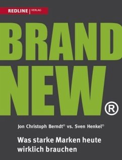 Brand New - Berndt, Jon Chr.; Henkel, Sven