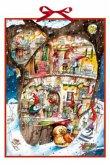 Weihnachtswichtel-Wimmelkalender Adventskalender