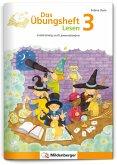 Das Übungsheft Lesen Bd.3