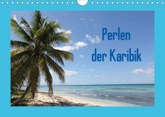 Perlen der Karibik (Wandkalender immerwährend DIN A4 quer) - Britten, C. S.
