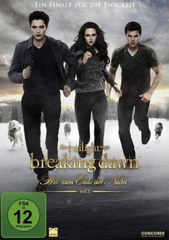 Breaking Dawn - Bis(s) zum Ende der Nacht - Teil 2 - Kristen Stewart/Robert Pattinson