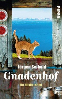 Gnadenhof / Hauptkommissar Eike Hansen Bd.2 (eBook, ePUB) - Seibold, Jürgen