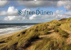 Sylter Dünen (Wandkalender immerwährend DIN A2 quer)