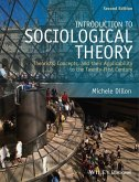 Introduction to Sociological Theory (eBook, ePUB)
