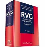 RVG, Rechtsanwaltsvergütungsgesetz, Kommentar