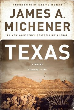 Texas (eBook, ePUB) - Michener, James A.