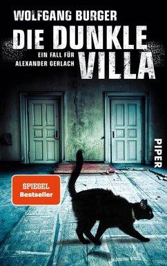 Die dunkle Villa / Kripochef Alexander Gerlach Bd.10 (eBook, ePUB) - Burger, Wolfgang