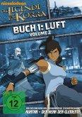 Die Legende von Korra - Buch 1: Luft - Vol. 2
