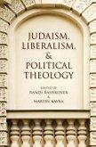 Judaism, Liberalism, & Political Theology (eBook, ePUB)