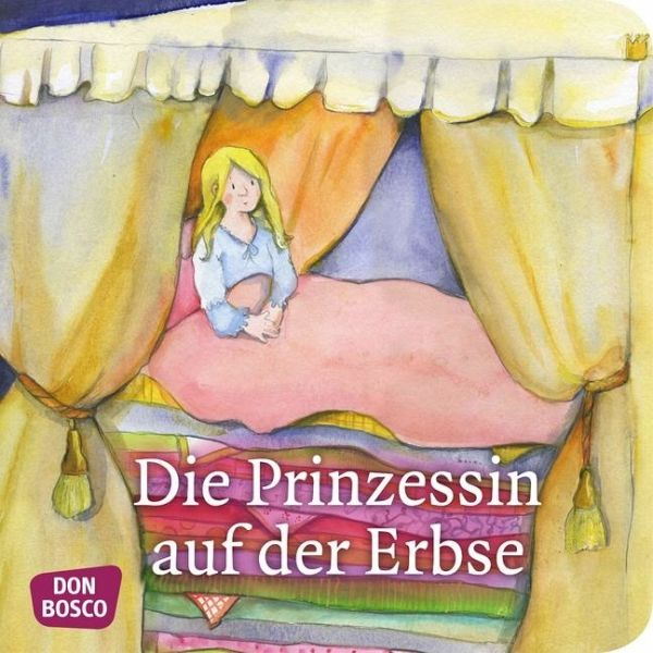 die prinzessin auf der erbse von hans christian andersen. Black Bedroom Furniture Sets. Home Design Ideas