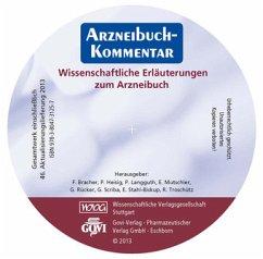 Arzneibuch-Kommentar CD-ROM VOL 46 Bracher, Franz; Heisig, Peter; Langguth, Peter; Mutschler, Ernst; Rücker, Gerhard; Schirmeister, Tanja; Scriba, Gerhard K, E,; Stahl-Biskup, Elisabeth; Troschütz, Re