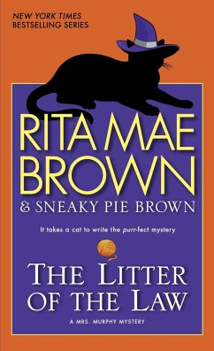 The Litter of the Law - Brown, Rita Mae