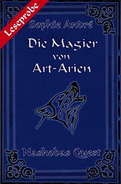 Die Magier von Art-Arien - Band 1 Leseprobe XXL (eBook, ePUB) - André, Sophie