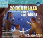 20000 Meilen unter dem Meer, 1 Audio-CD