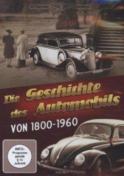 Die Geschichte des Automobils von 1800 bis 1960, DVD