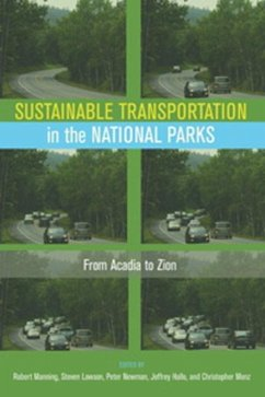 Sustainable Transportation in the National Parks: From Acadia to Zion