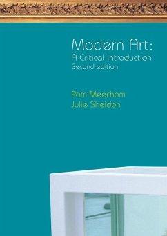 Modern Art (eBook, ePUB) - Meecham, Pam; Sheldon, Julie