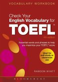 Check Your English Vocabulary for TOEFL (eBook, PDF)