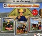 Feuerwehrmann Sam - Hörspielbox 1, 3 Audio-CDs