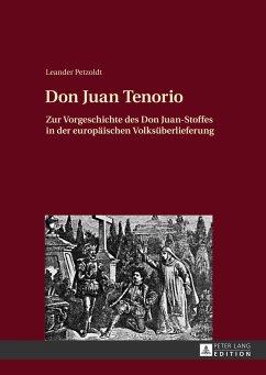 Don Juan Tenorio - Petzoldt, Leander