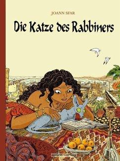 Die Katze des Rabbiners Sammelband 1