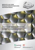 Steigerung der Ressourcen-Effizienz von Feinblechen durch Formfeld-Strukturpressen und deren analytische Dimensionierung