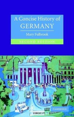 Concise History of Germany (eBook, ePUB) - Fulbrook, Mary