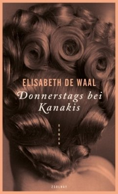 Donnerstags bei Kanakis - Waal, Elisabeth de
