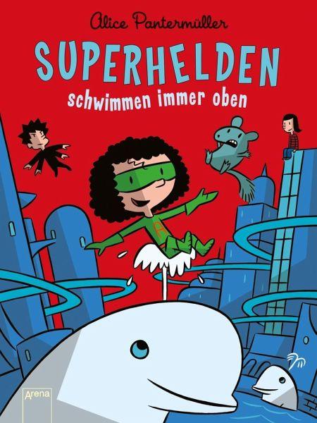 Buch-Reihe Superhelden