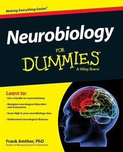 Neurobiology For Dummies - Amthor, Frank