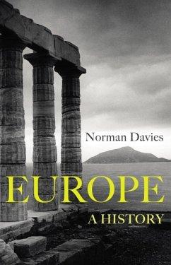 Europe - Davies, Norman