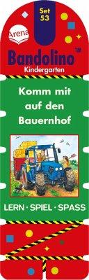 Bandolino Set 53. Komm mit auf den Bauernhof - Barnhusen, Friederike