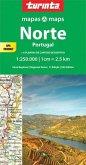Portugal North 1 : 250 000
