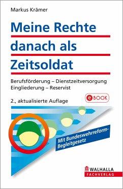 Meine Rechte danach als Zeitsoldat (eBook, ePUB) - Krämer, Markus