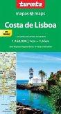 Lisbon Coast 1 : 160 000