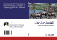 Farm Based Household Health status and income