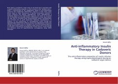 Anti-inflammatory Insulin Therapy in Cadaveric Donors