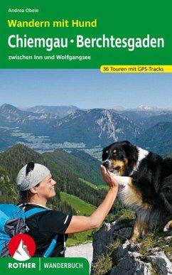 Wandern mit Hund Chiemgau - Berchtesgaden - Obele, Andrea
