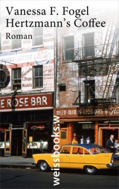 Hertzmann's Coffee - Fogel, Vanessa F.