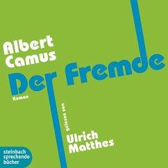 Der Fremde (Gekürzt) (MP3-Download) - Camus, Albert