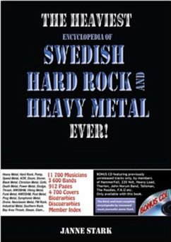 Heaviest Encyclopedia Of Swedish Hard Rock And Heavy Metal Ever, The! - Stark, Janne