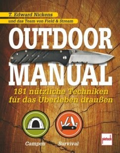 Outdoor Manual - Nickens, T. Edward