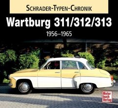 Wartburg 311 / 313 / 1000 - Rönicke, Frank